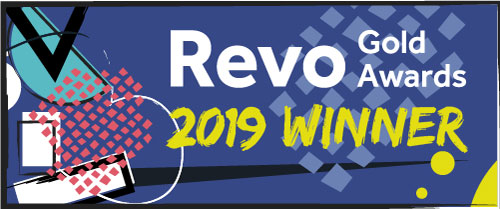 Revo Gold Awards 2019 Winner
