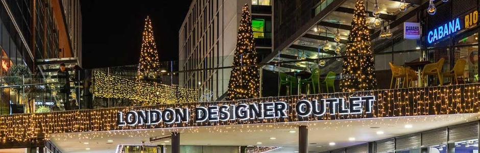 London Designer Outlet posted its best ever trading week