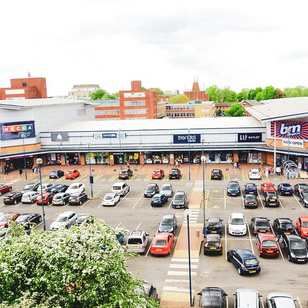 Astle Retail Park, West Bromwich Small Image