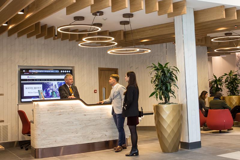 Livingston Designer Outlet guest services