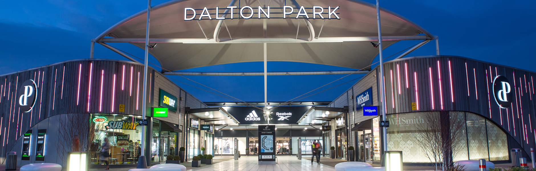 Four Fresh brands boost thriving Dalton Park Banner