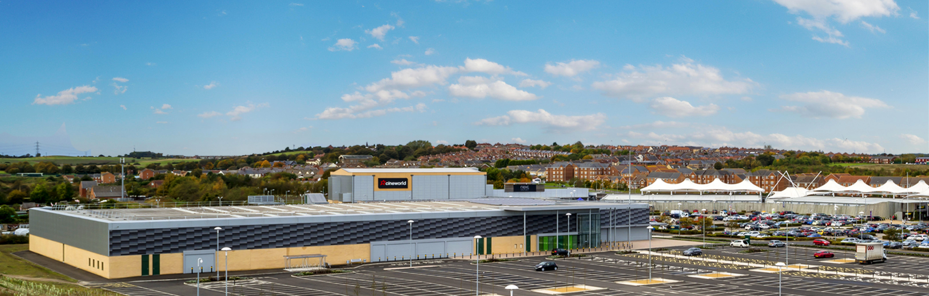 Morrisons is opening at Dalton Park