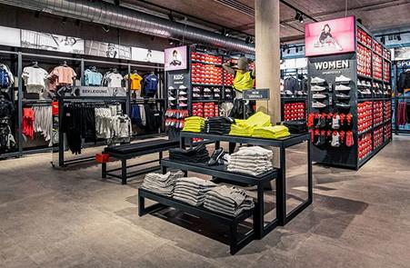 Three global brands join the line up at Livingston Designer Outlet